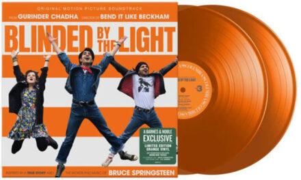 Rare Bruce Springsteen tracks highlight 'Blinded By The Light' soundtrack
