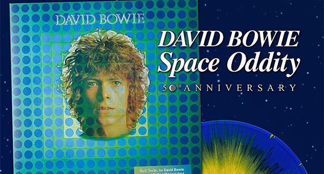 David Bowie - Space Oddity 50th Anniversary