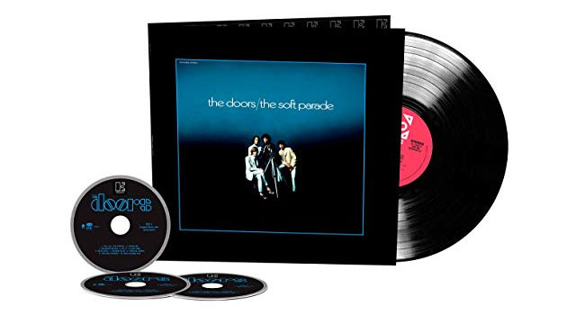 The Doors - The Soft Parade 50th Anniversary Deluxe Edition