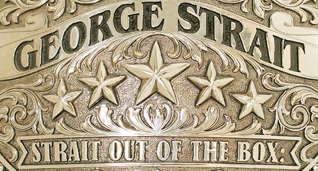 George Strait - Strait Out Of The Box Part 1: Limited Edition