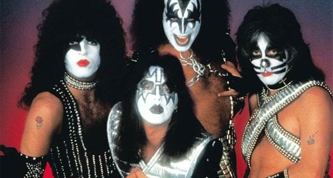 The Official KISS Poster Book #2