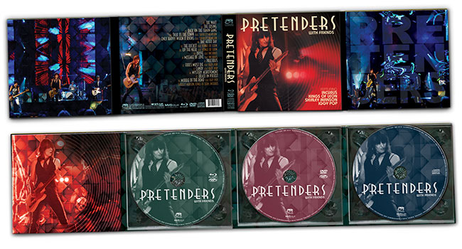 The Pretenders With Friends