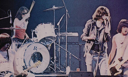 Ramones 'It's Alive 40th Anniversary Deluxe Edition' detailed