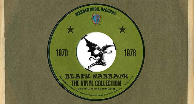 Black Sabbath: The Vinyl Collection 1970-1978