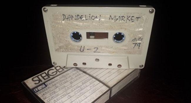 U2 - Dandelion Market