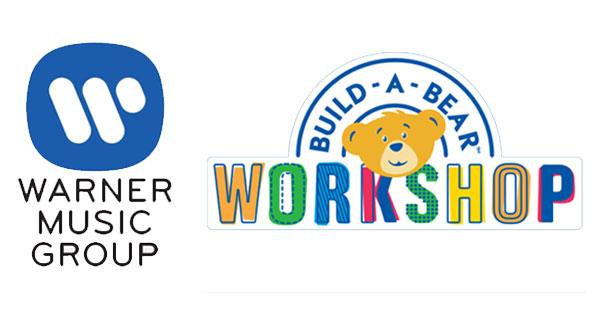 WMG & Build-A-Bear team for Build-A-Bear Records