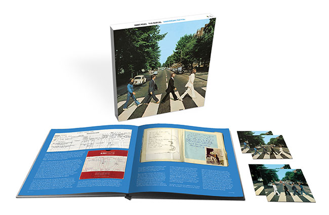 The Beatles detail 'Abbey Road' 50th Anniversary sets | The Music