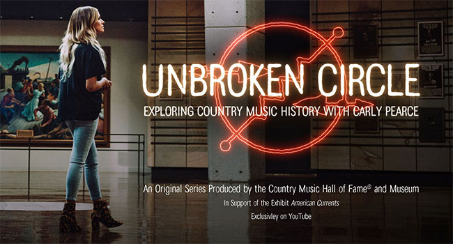 Unbroken Circle: Exploring Country Music History with Carly Pearce
