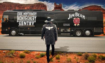 Eddie Montgomery reunites with Jim Beam for tour partnership