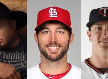 Garth Brooks, Adam Wainwright, Kyle Gibson