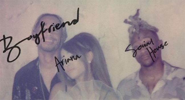 Ariana Grande/Social House - Boyfriend