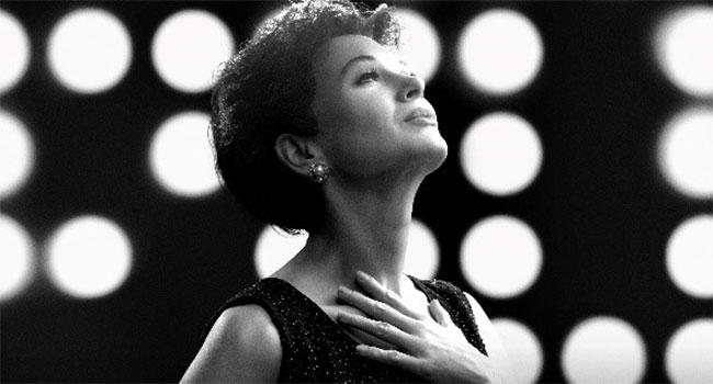 Renee Zellweger as Judy Garland