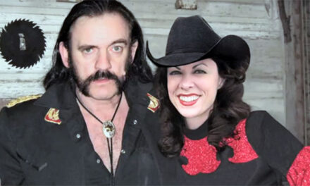 Recently discovered lost Lemmy duet coming Aug 23rd
