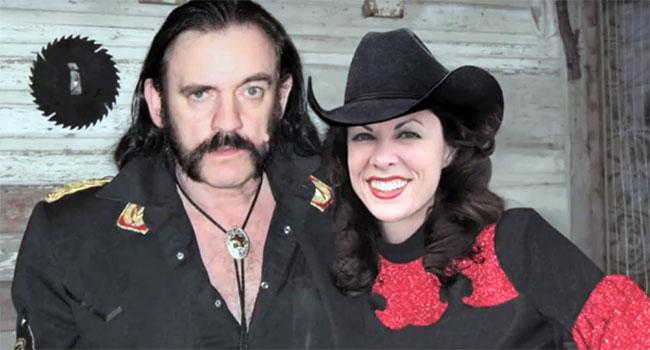 Lemmy & Lynda Kay