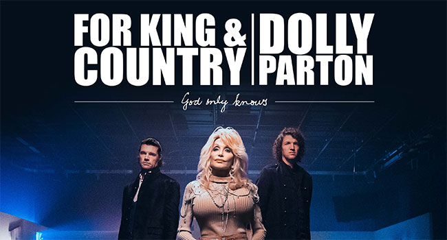 For King & Country, Dolly Parton announce collaboration