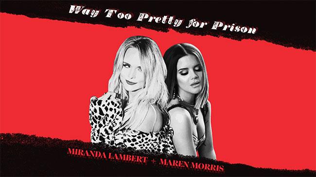 Miranda Lambert & Maren Morris