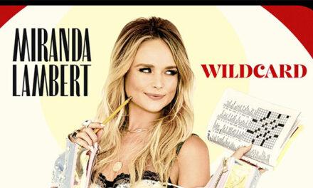Miranda Lambert celebrates first responders during Wildcard Tour