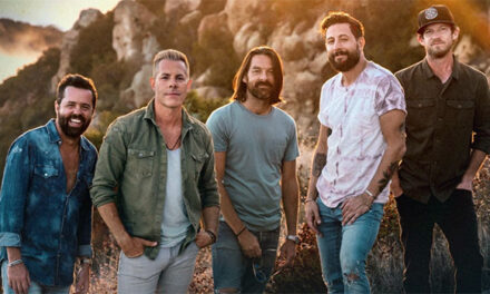 Old Dominion releases 'Young' from NBC's 'Songland'