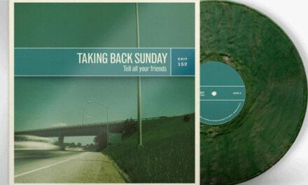 Taking Back Sunday debut remastered for vinyl