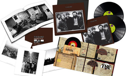 The Band gets self-titled 50th anniversary treatment