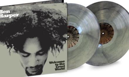 Ben Harper sees 'Cruel World' 25th anniversary 2 LP vinyl release
