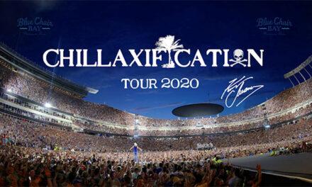 Kenny Chesney announces Chillaxification 2020 stadium tour