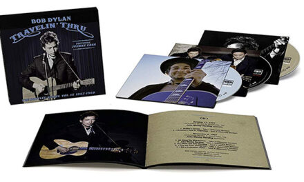 Bob Dylan 'Bootleg' series continues with Johnny Cash recordings