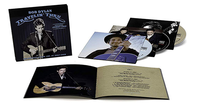 Bob Dylan - Travelin Thru, 1967-1969: The Bootleg Series Vol 15