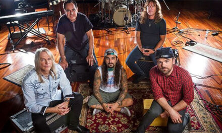Flying Colors release official 'The Loss Inside' video