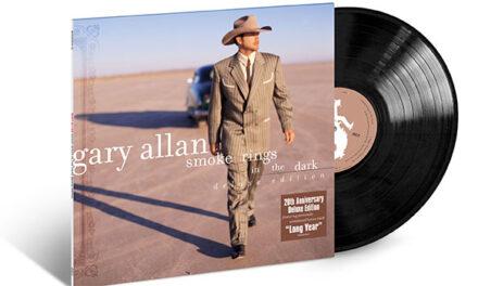 Gary Allan announces 'Smoke Rings in the Dark' 20th anniversary vinyl reissue