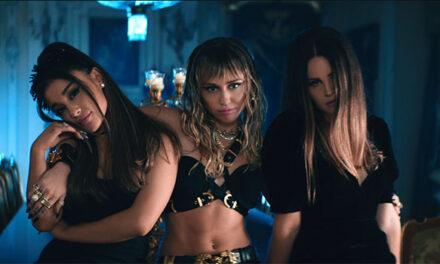 Ariana Grande, Miley Cyrus, Lana Del Rey release collaboration