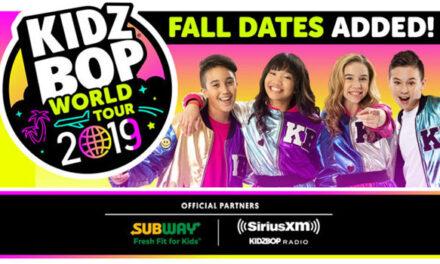 Kidz Bop World Tour expands for US, Canada, UK