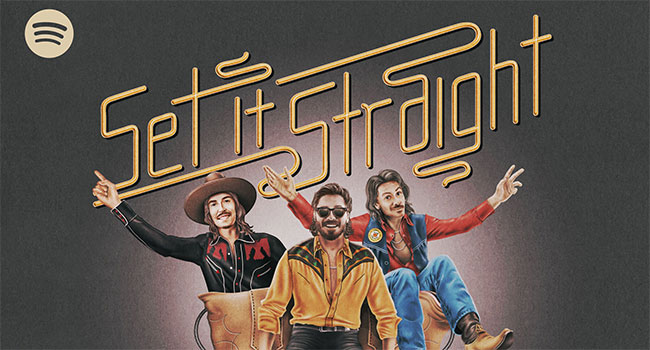 Midland - Set It Straight Podcast