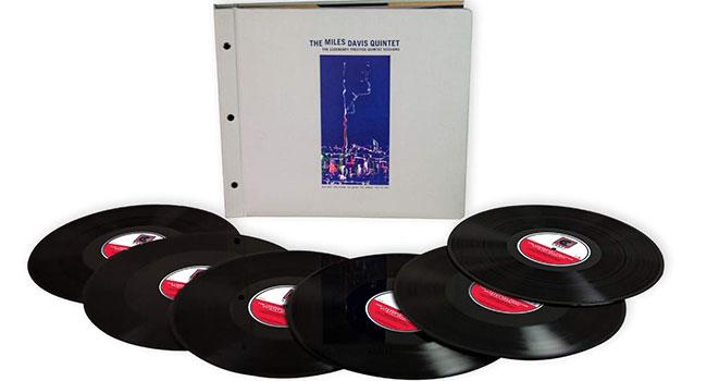 Miles Davis Quintet - The Legendary Prestige Quintet Sessions