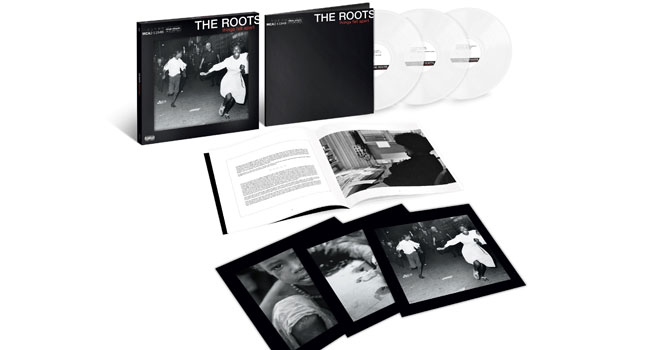 The Roots - Things Fall Apart Deluxe Edition