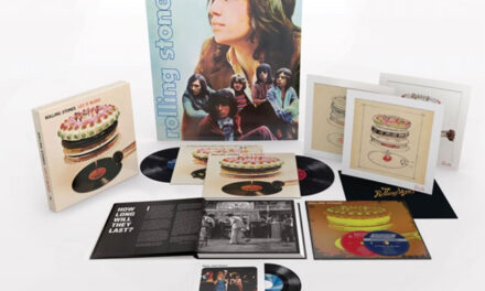 The Rolling Stones 'Let It Bleed' 50th Anniversary Deluxe Edition detailed