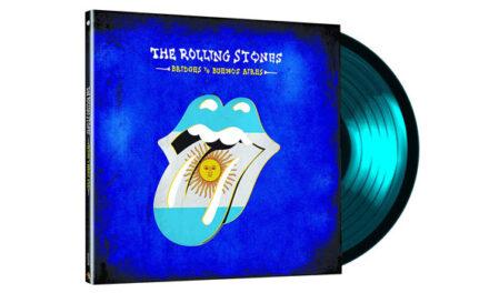 The Rolling Stones announces 'Bridges to Buenos Aires' multi-format release