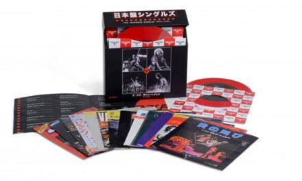 Van Halen announces 7 inch Japanese Singles Box Set
