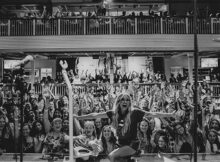 Carly Pearce at the Crystal Palace