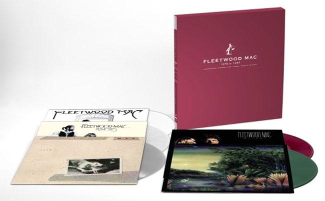 Fleetwood Mac announces Colored Vinyl Boxed Set