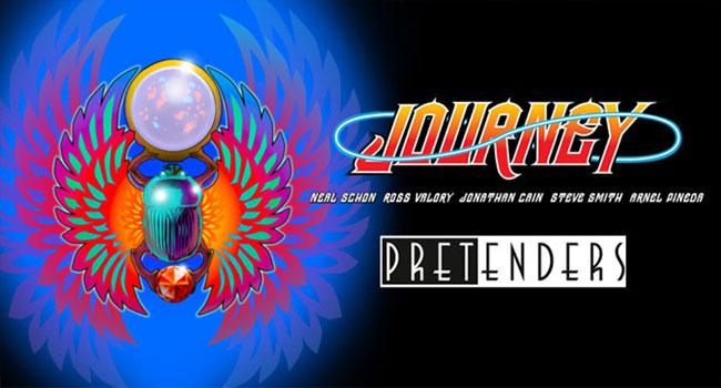 Journey & The Pretenders 2020