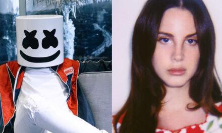 Marshmello, Lana Del Rey final 2019 Abu Dhabi Grand Prix headliners