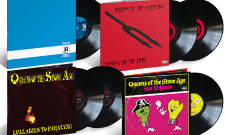 Four Queens of the Stone Age albums set for vinyl reissue
