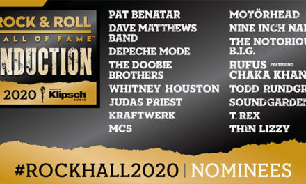 And the Nominees are…