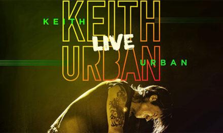 Keith Urban announces 12 date Vegas residency