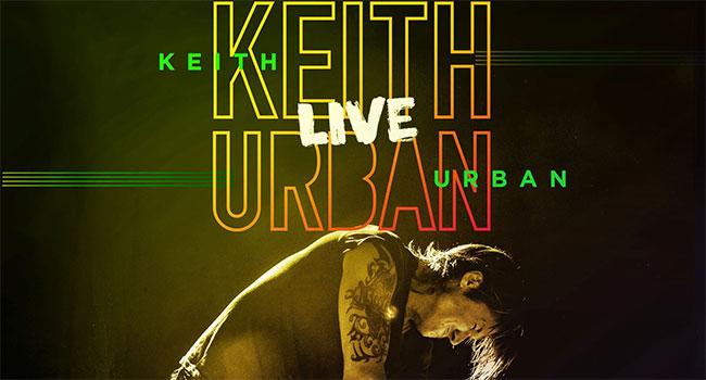Keith Urban Live