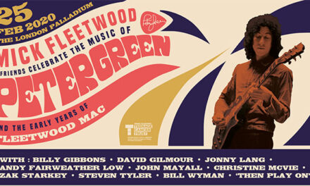 Mick Fleetwood & Friends Peter Green tribute concert gets release date