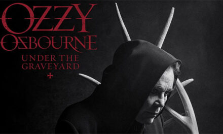 Ozzy Osbourne releases 'Under The Graveyard' video