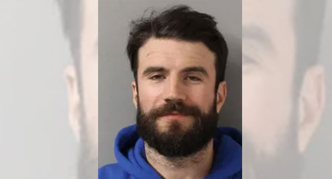 Sam Hunt Mug Shot