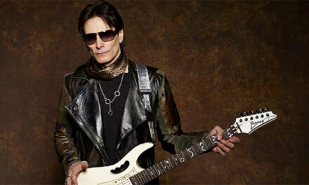 Steve Vai to exhibit artwork at Los Angeles solo show